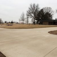 Concrete Approach and Drive