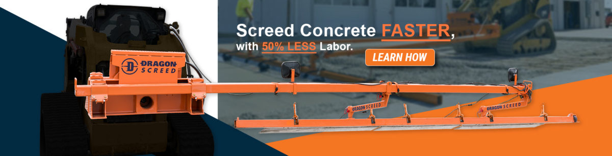 Concrete Screeds for Sale - Screed Concrete faster and with less labor.