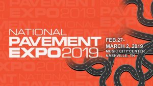 National Pavement Expo Event Banner