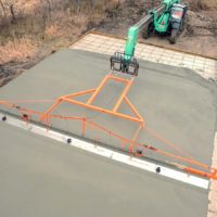 Powered-Concrete-Screed