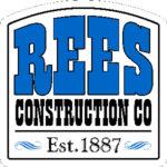 Rees Construction Logo