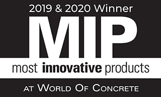 World of Concrete MIP Winner 2019-2020